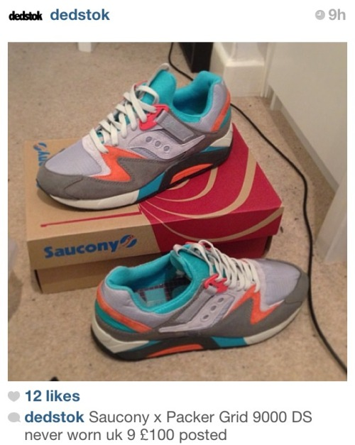one-norf:  I'm selling these sauconys