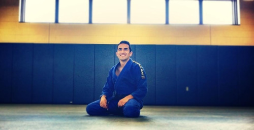 sense-and-antisense:  Jiujitsu is peace.  My zero point, the razor's edge between life and death. A zen wave, where the entire world collapses into one purpose and one action. It exists purely for its own sake.  Nothing else dwells beyond that frame. J. Amaro
