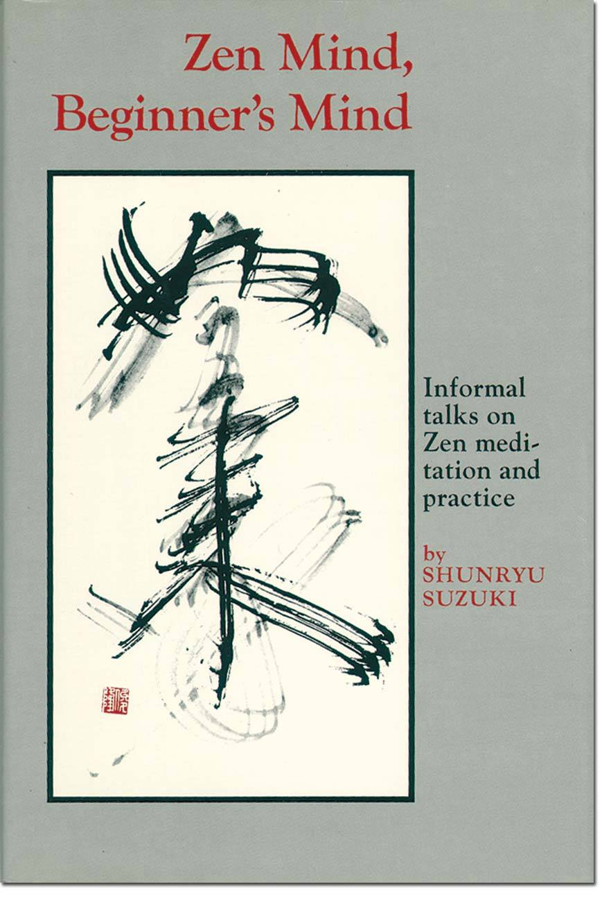 "austinkleon:   Shunryu Suzuki, Zen Mind, Beginner's Mind  If your mind is empty, it is always ready for anything; it is open to everything. In the beginner's mind there are many possibilities; in the expert's mind there are few.  I have drunk the meditation Kool-Aid. Been at it off and on for a month and a half. I don't have a school or a teacher or anything, I just put my kid down for a nap, sit at the top of the stairs, set my iPhone timer for 10 mins, and close my eyes. That's it, really. It's been a really positive experience. I feel less stressed, lighter. I've also had some really weird visions, which I doodle in my sketchbook. I had this book on my shelf for years, but only read it recently. A lot of my favorite artists have Zen backgrounds, but it was really surprising to me how much of this book applies to creativity and art. (Of course, half of it makes no sense to me at all.) For instance, here's Suzuki:  When you give up, when you no longer want something, or when you do not try to do anything special, then you do something.  And here's Andy Warhol:  As soon as you stop wanting something you get it.   This bit could illustrate the ""what we are"" vs. ""what we want to be"" illustration from Steal Like An Artist:  If an artist becomes too idealistic, he will commit suicide, because between his ideal and his actual ability there is a great gap. Because there is no bridge long enough to go across the gap, he will begin to despair.  Anyways, if you've ever been interested in meditation, here are a few (edited) tips my friend Sunni sent me that have really worked for me: Don't worry about doing it ""right."" There is no ""right"" in meditation. There's no ""right"" posture. There's no ""right"" thing to visualize. Some days you'll sit and feel calm. Other days you won't. Just let it ride. Don't try to control your thoughts. For some reason, a lot of people think that the goal is to manage and change your thoughts somehow. It's the complete opposite. The idea is to observe your thoughts, to let them make all the sound and fury they want and just sit with it. Think of it like shaking a snow globe and watching the flakes swirl and fall. No need to judge it or change it; just watch it. Start with 10 minutes a day. Build from there."