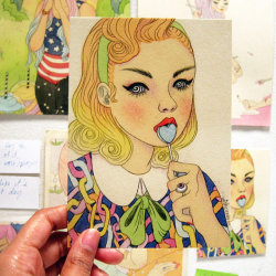 wishcandy:  wishcandy:  Only 5 of these limited prints are left! Then they're gone forever! </3  Two left!