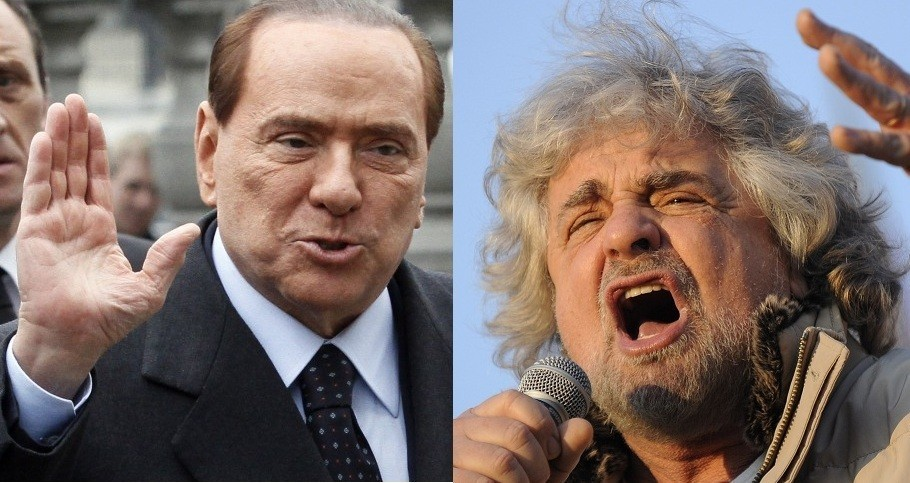 German Clowns: Don't Compare us to Silvio Berlusconi http://www.ibtimes.co.uk/articles/441050/20130301/clown-berlusconi-grillo-bunga-steinbrueck.htm