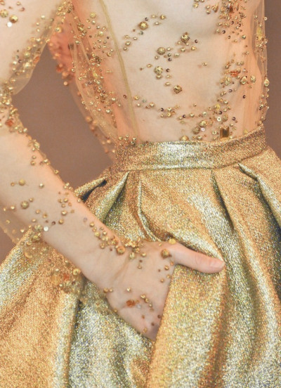 suchaprettyworld:  Christian Siriano Autumn/Winter 2013 details.