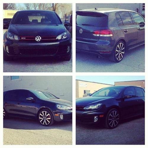 My temporary whip. #2011 #gti