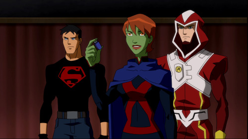 "Descriptions & Images for ""Green Lantern"" & ""Young Justice"" Finales"