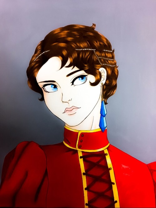 nicaise captive prince capri princes gambit kings rising fan art my art my artwork my art stuff colored pencil prismacolor traditional art
