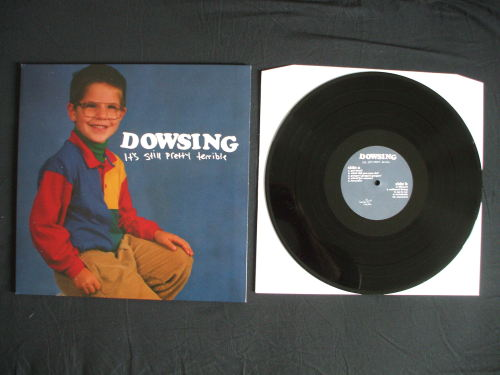 Dowsing - It's Still Pretty Terrible 12""