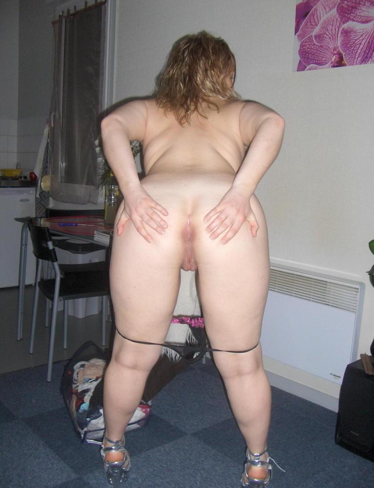 Sexy thick milf panties