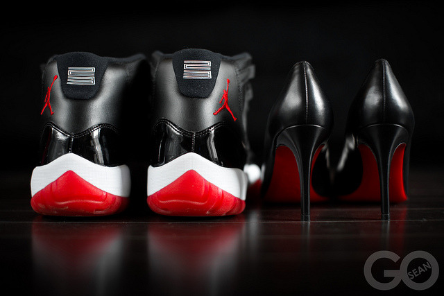 sneakerphotogrvphy:  That Black & Red Flourish by seango on Flickr.