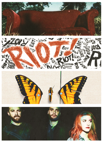 PARAMORE!   ▌▌▌It Never Ends
