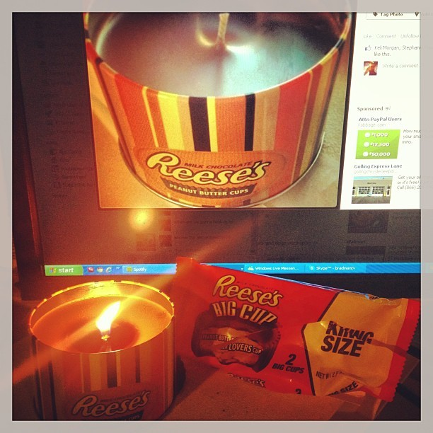 My @Reeces shrine