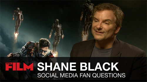 Iron Man 3 Interview: Shane Black Answers YOUR Questions