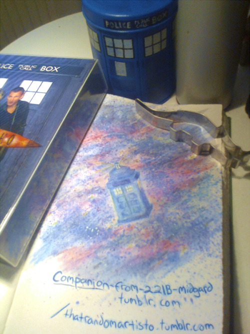 doctorwho:  thatrandomartisto:  Wanted to make a silly little contribution to official Doctor Who Tumblr's wall filling thing so I did a quick TARDIS picture and dug up some of the dearest DW stuff I have collected so far(My Classic Who mug is apparently in the washer so it's not in the pic) (ノ゜∇゜)ノ (That's both my urls, thatrandomartisto is the artblog, companion-from-221b-midgard the fandom/personal blog)   You have a day to get us your autograph for our Doctor Who Tumblr poster! :・゚✧ ゜・。。・゜☆゜・。。・゜☆ ゜・。。・゜☆ ゜・。。・゜ You are the stars of the Doctor Who Tumblr so we want your autograph.(✿◠‿◠)  Post a piece of artwork, a selfie, a fan sign, whatever with your Tumblr URL using the tag 'the doctor who tumblr asked for my autograph'. Submit it via our form. ヽ(゜∇゜)ノ We're going to take everybody's posts and turn them into a collage poster for the Doctor Who Tumblr office. (✿◡‿◡)