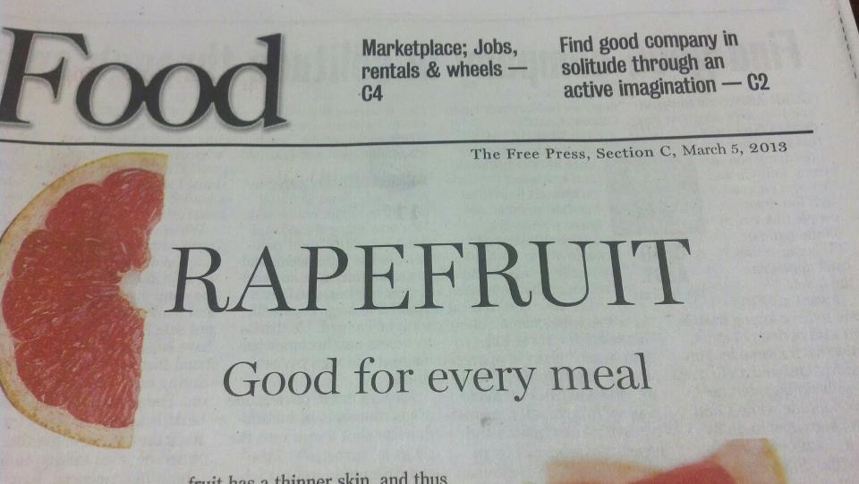 It's a new generation of fruit.