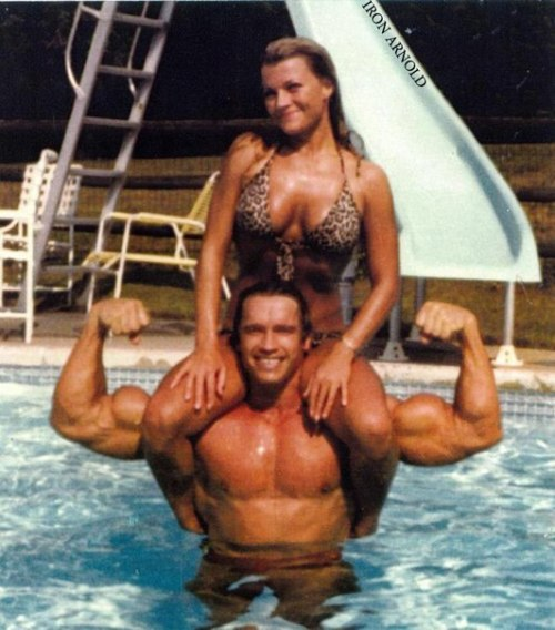 steadymirin:  strongblrslinger:  Daily Arnold  always reblog arnold.   It's the rules
