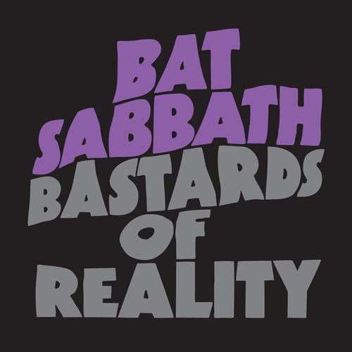 "CANCER BATS ""Bat Sabbath – Bastard of Reality"" EP is available on-line now"