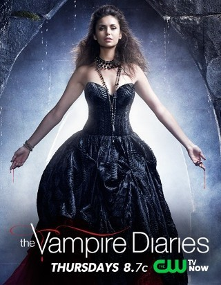 "I'm watching The Vampire Diaries    ""Season finale time!""                      11436 others are also watching.               The Vampire Diaries on GetGlue.com"