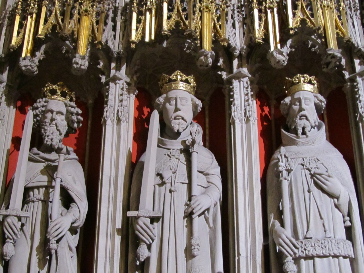 Kings, York Minster