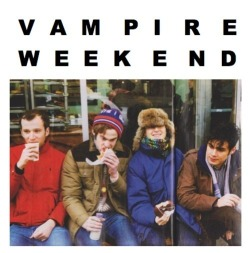 griimees:  Vampire Weekend.
