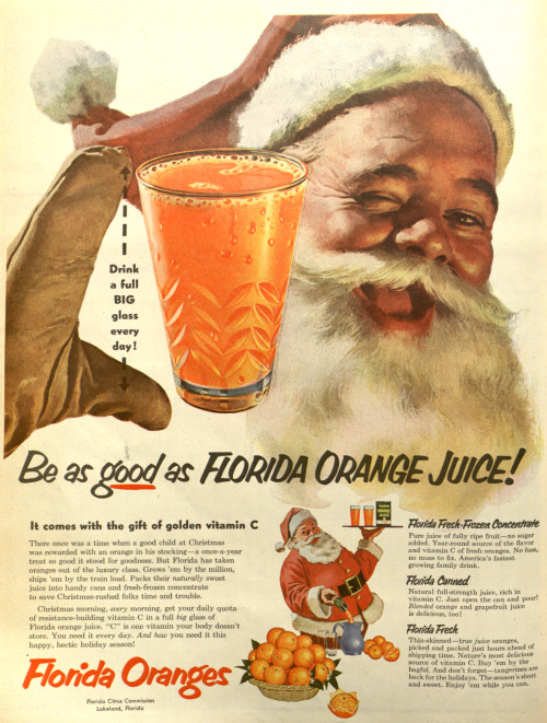 Florida Citrus Commission - published in Life - December 21, 1953Credit: Wishbook on Flickr