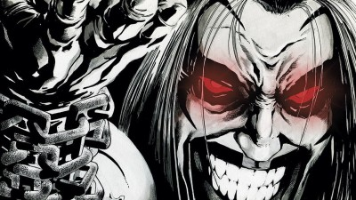 gamefreaksnz:  Injustice: Gods Among Us 'Lobo' DLC trailer  A new trailer for NetherRealm's super hero brawler, Injustice: Gods Among Us has surfaced, revealing the game's first DLC character.