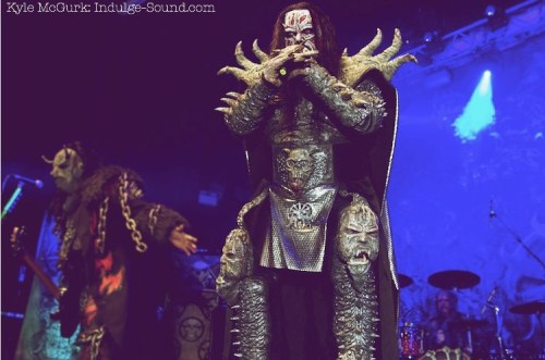 PHOTOS: Lordi - HMV Ritz, Manchester - 8th May 2013.View photos | Follow: TUMBLR | TWITTER | FACEBOOK | YOUTUBE