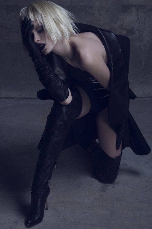 "stormtrooperfashion:  Brianna Mellon in ""Alter Ego"" by Timothy R Lowery for Z!nk, February 2013"