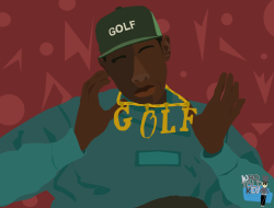 whotoldkeaart:  Golf 2013 Kea Woods I Was Lazy*