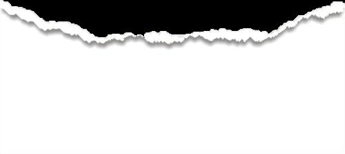 papel rasgado papel rasgado roto paper png pngs overlay overlays sinfondo sin fondo transparent transparents blanco white