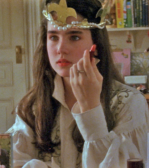 pbmc77:  Jennifer Connelly as Sarah Labyrinth (1986) dir: Jim Henson