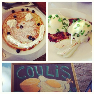 #brunch #coulis #neworleans
