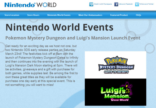 Guys, guys, this is awesome. Yesssss~LUIGI'S MANSION: DARK MOON.