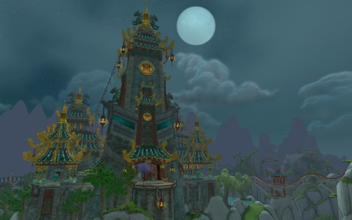 Temple of the Jade Serpent, The Jade Forest, Pandaria, 2012