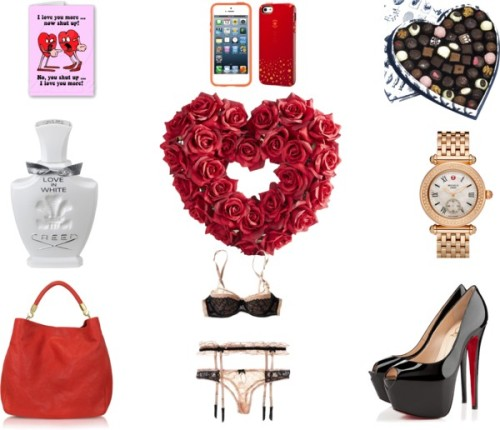 valentines day gift ideas for her by millierouge featuring diamond watches