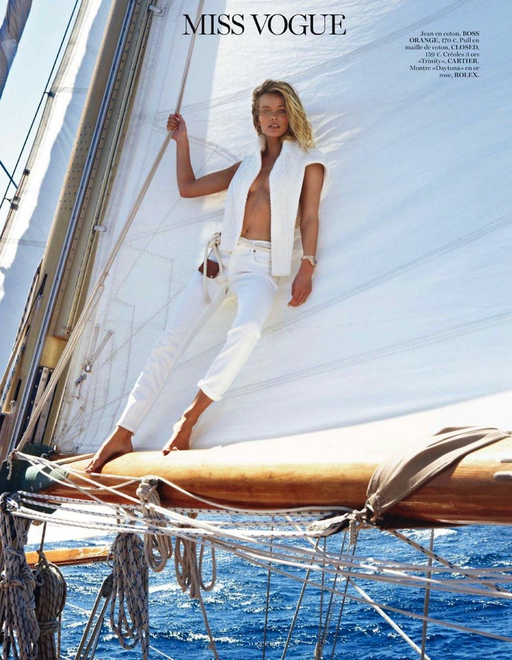 mirnah:  Edita Vilkeviciute by Gilles Bensimon for Vogue Paris May 2013