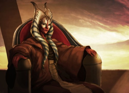 starwarsfangirl1975:  Shaak Ti by ~dalvus