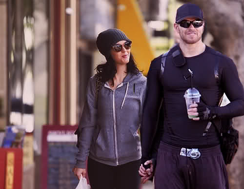 Katy Perry & Kellan Lutz