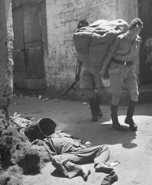 ikhalody:  May 15, 1948, Britain occupied Palestine and killed and displaced citizens and the gathering of the Jews from Europe and deported to Palestine and the establishment of the State of Israel