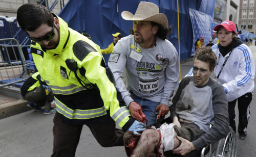 Explosions at the Boston Marathon: Live Updates