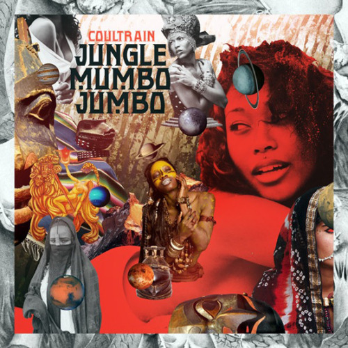 "Album Review: Coultrain - Jungle Mumbo Jumbo 8/10 While his collaborative efforts as a member of Platinum Pied Pipers, and more recently Hawthorne Headhunters, may have brought him a bit more shine over the years, the slow build of Coultrain's conceptual Seymour Liberty solo projects has long kept ardent fans waiting and wondering. On new disc Jungle Mumbo Jumbo, the St. Louis native finally embodies the unrestrained creative adventurism hinted at on those sporadic solo releases, crafting its outer worldly compositions with exploratory melodies and dizzying musical arrangements, each demanding a few spins before fully settling into place. The echoing creaks, chirps and trudging bass tones that form the untamed digital landscape introduced in ""Y Not?"" shift and expand as the album progresses, with the singer's distinctive voice and lyrics delivering tales of mysterious lovers and the fantastic world they inhabit. While his unconventional melodies do meander, at times, they generally make sense atop the gripping, exotic rhythms of cuts like the marching ""Delilah,"" piercing ""Gazelle's Dance"" and theatrical ""Batouttahell,"" which are just a few highlights from this exhilarating aural feast. (For Exclaim.ca) By Kevin Jones"
