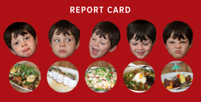 Our friend Chris Appelgren's 4-year old son reviews Mission Chinese Food.
