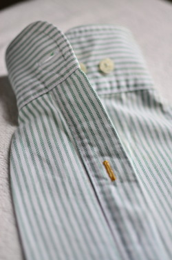 romeingshutter:  Brooks Brothers Oxford  Details