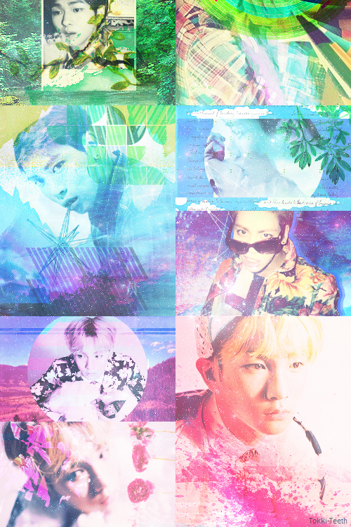 SHINee World Colours [MinXOrange] [TaeXYellow] [OnewxGreen] [JongXBlue] [KeyXPink]9/? You Colour my World SeriesCr. owners of original imagesDo not take without permission.