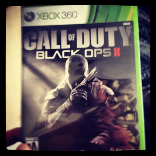 Got that young black ops 2 !!!