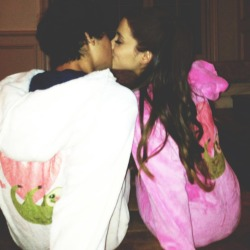 arianaaagrandeee:  My love