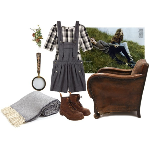 (via Asleep in the paddock) Started creating sets on Polyvore now - kind of frightens me how addictive this is.