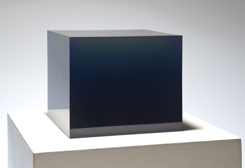 heathwest:  Peter AlexanderLugo, 2009Cast Polyester Resin7 1/4 x 8 3/4 x 8 3/4""