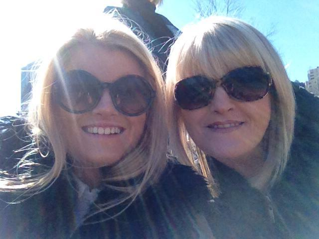 #NYC2013 love my mam!