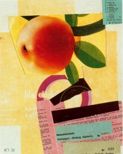 Kurt Schwitters (via Collages)