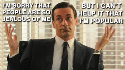 'Mean Mad Men' Is The Best New Meme I've Seen All Week (Images: meanmadmen)