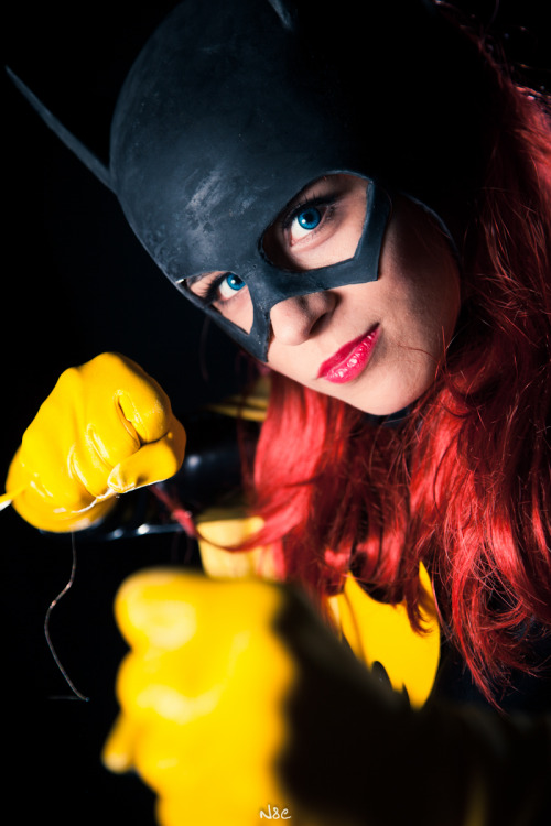 Barbara Gordon - Batgirl by Winged Icarus Cosplay Submitted by Winged Icarus